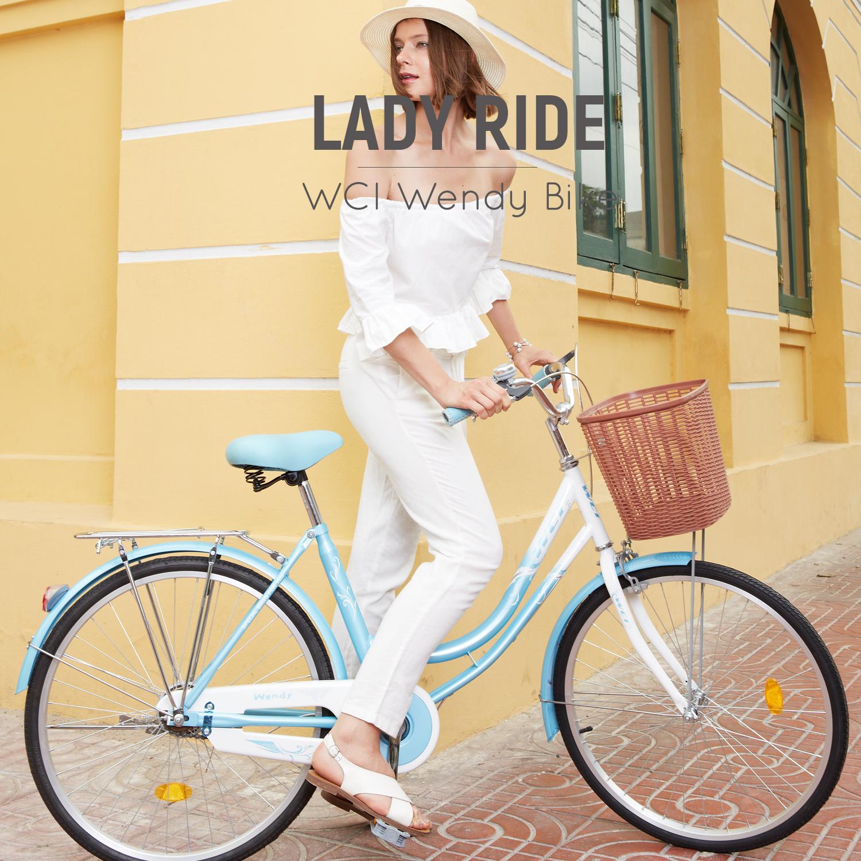 จักรยานแม่บ้าน WCI Wendy