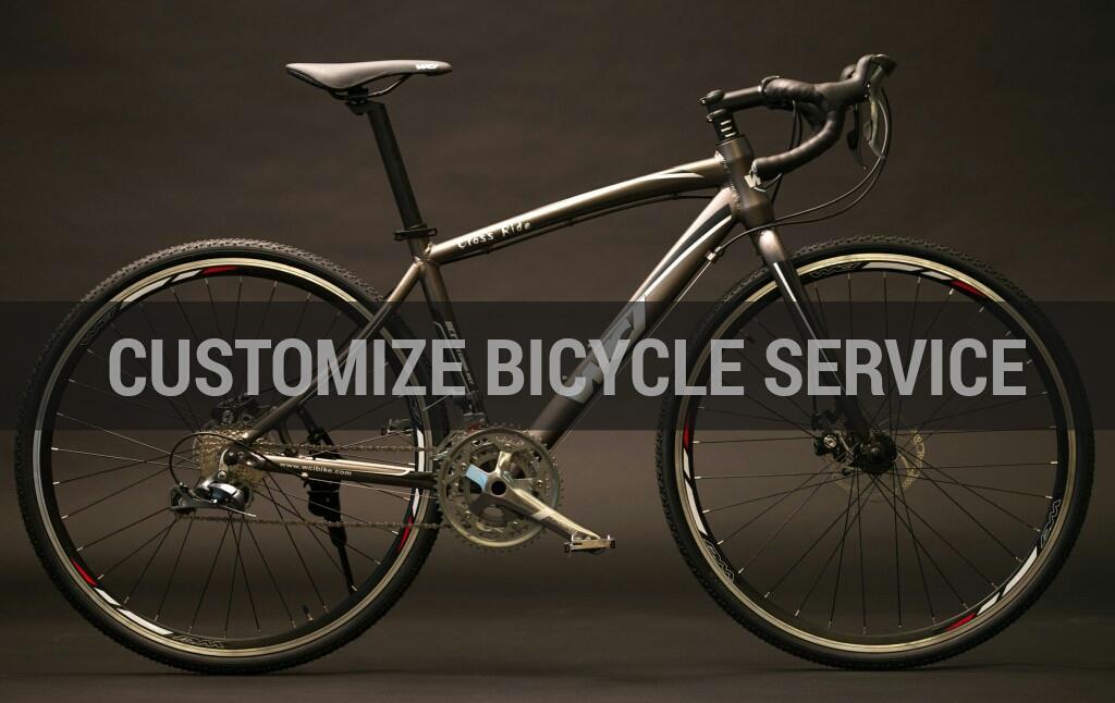 ผลิตจักรยาน