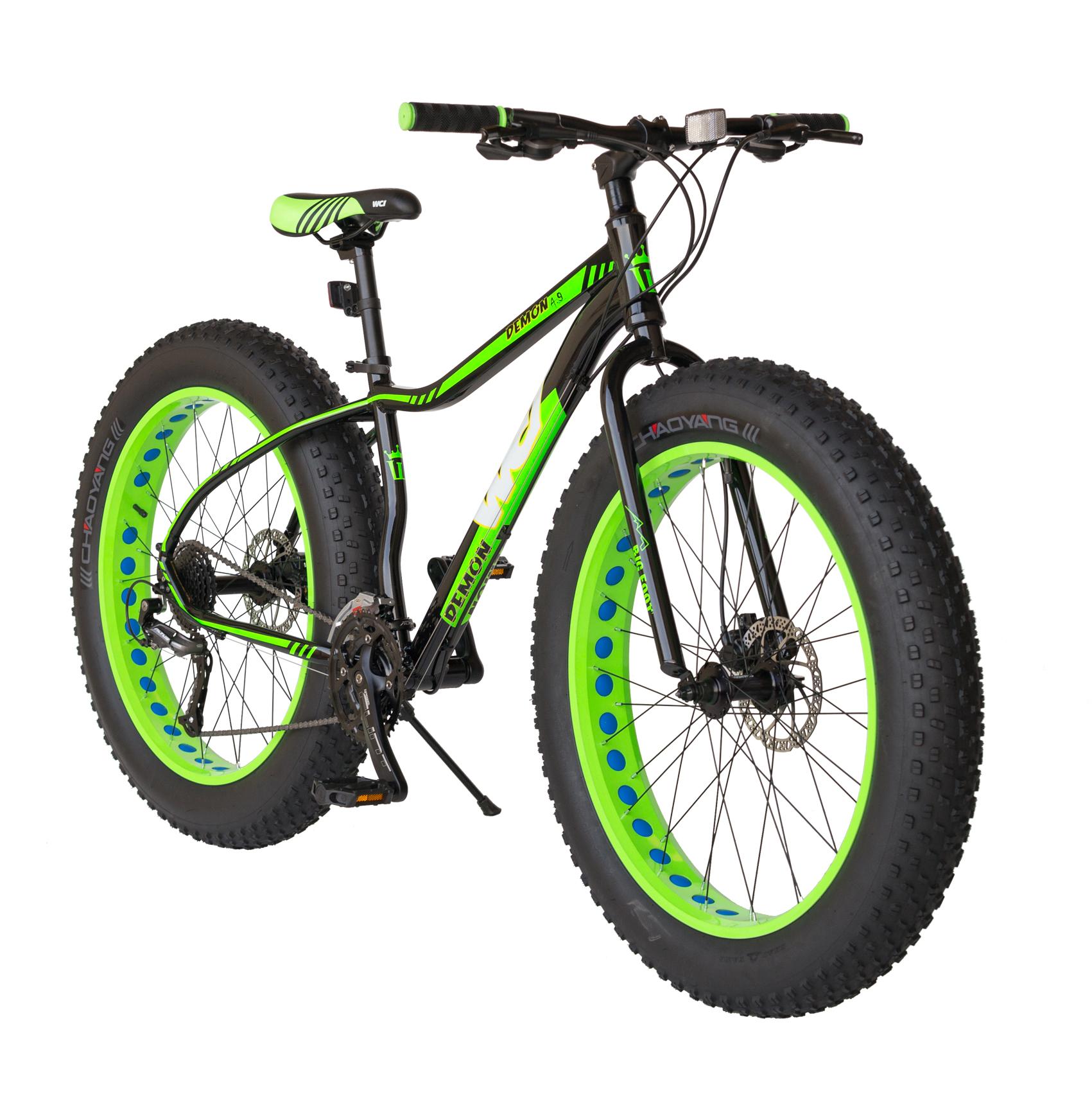 WCI จักรยานเสือภูเขา 26
