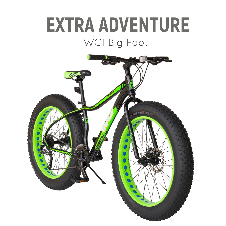 เสือภูเขา WCI Big Foot