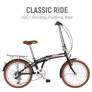 จักรยานพับได้ WCI holiday