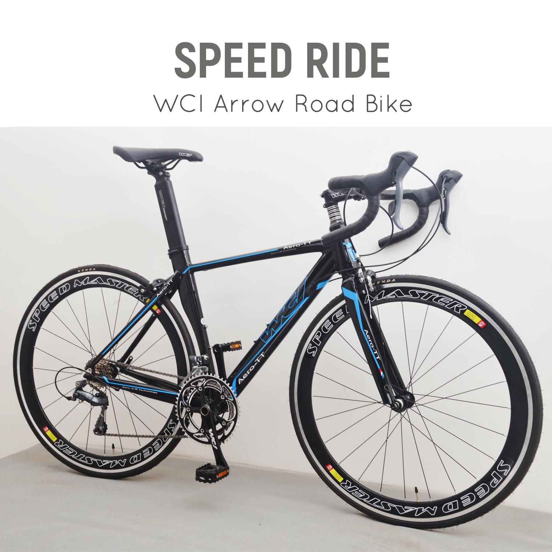 จักรยานเสือหมอบ WCI ARROW